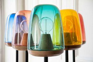VIOLAINE D'HARCOURT - lampione colors - Stehlampe