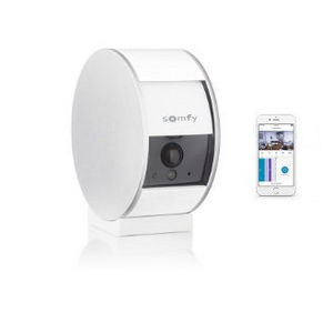SOMFY - caméra de sécurité connectée - Verbundene Lösung