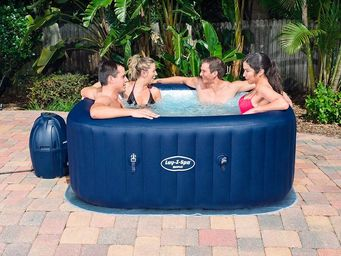 BELIANI - spa - Aufpumpbares Spa
