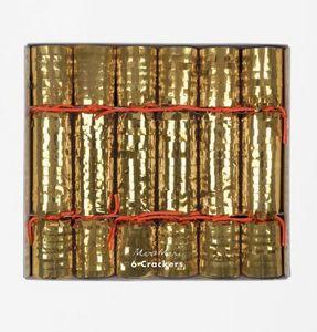 MY LITTLE DAY - franges dorées - Crackers
