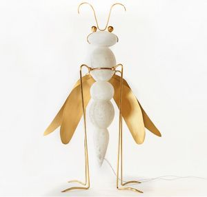 MAISON DARRE - libellule - Tischlampen