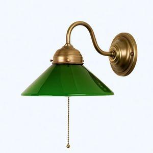 Berliner Messinglampen -  - Wandleuchte