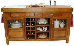 Maison Strosser -  - Küchenblock