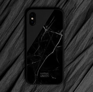 NATIVE UNION - clic marble - Mobiltelefonhülle