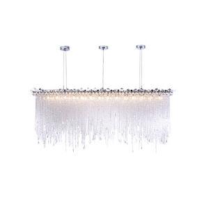 ALAN MIZRAHI LIGHTING - am6870 trilliane crystal - Kronleuchter