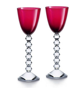 Baccarat - vega coffret 2 - Stielglas