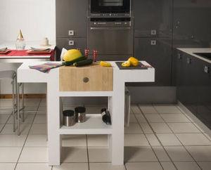 CHABRET - console par mc berger - Küchenblock