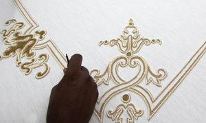 LESAGE INTÉRIEURS - classicisme réinventé - Stickerei