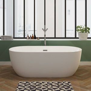 DISTRIBAIN - baignoire ilot 1408224 - Freistehende Badewanne