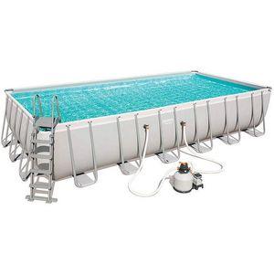 Bestway - piscine hors-sol autoportante 1421864 - Schwimmbad Mobil