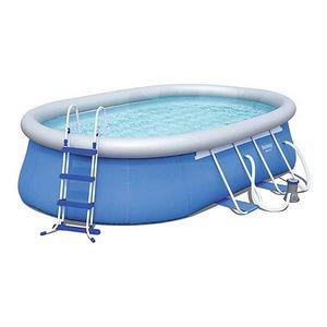 Bestway - piscine hors-sol autoportante 1421934 - Schwimmbad Mobil