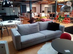 Molteni Home - reversi 14 - Sofa 2 Sitzer