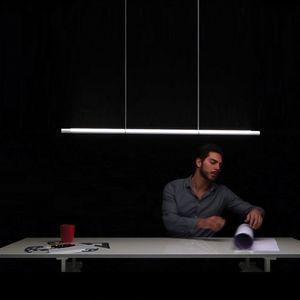 Leucos - volta - suspension led rotative 160 cm - Deckenlampe Hängelampe