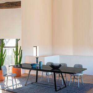 Midj - alfred - table extensible 2 à 3m céramique effet m - Ausziehtisch