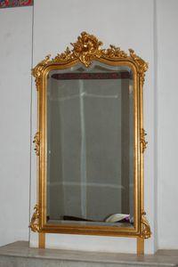 Antiquites Decoration Maurin -  - Trumeauspiegel