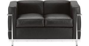 Classic Design Italia - lc02 - Sofa 2 Sitzer