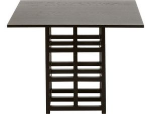 Classic Design Italia - basset-lowke table rallongée - Quadratischer Esstisch