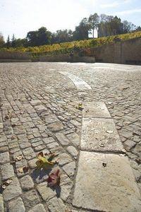 Occitanie Pierres - pavés et dalles auberoche - Pflaster