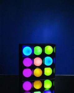Paulmann - joy led 9 boules - Tischlampen