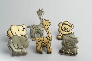 L'Univers de La Poignee - boutons jungle. a partir de 10 euros/pce - Knopf Für Kindermöbel