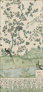 Iksel - xanadu - Zierpaneel