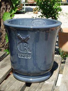 CR UZES - cr uzès provence - Garten Blumentopf
