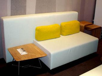 ZEITRAUM - salone del mobile milano 2009 - Gepolsterte Bank
