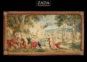 ZADA GALLERY -  - Brüsseler Wandteppich
