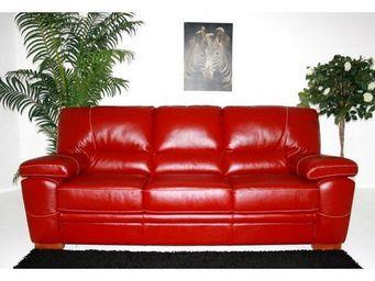 Conforeco - annecy buffle - Sofa 3 Sitzer