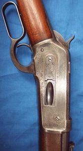 Cedric Rolly Armes Anciennes - carabine de selle winchester modele 1886 - Karabiner Und Gewehr