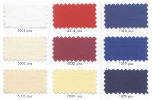 LAMMELIN Textiles et Industrie -  - Aufgeraute Baumwolle
