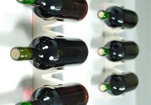 Mode -  - Flaschenregal
