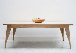 Mass N16 - pew dining table - Rechteckiger Esstisch
