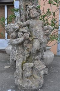 pierre et vestiges -  - Statue
