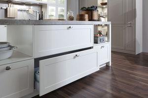Total Consortium Clayton - carré-fs - Kleine Einbauküche