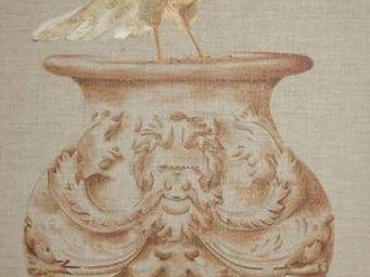Decor et matières -  - Dekorative Leinwand Für Den Innenbereich
