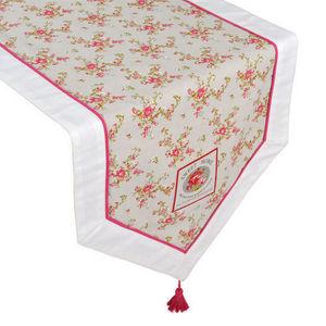 MAISONS DU MONDE - chemin de table floralie - Tischläufer