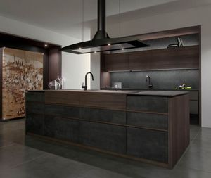 TONCELLI CUCINE -  - Kochinsel