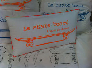 leçons de choses - skate - Kinderkissen