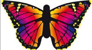 La Maison Du Cerf-Volant - papillon rouge - Drachen