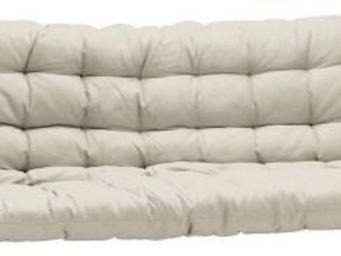 Futon Design - matelas futon 135 x 190 cm ecru dos enveloppant - Schlafcouch Matratze