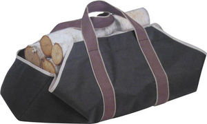 Aubry-Gaspard - sac à bûches 100% polyester - Kaminholzträger