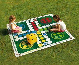 Traditional Garden Games - jeu de petits chevaux de jardin géant 200x200cm - Puzzle