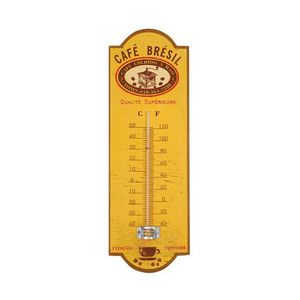 La Chaise Longue - thermomètre café bresil - Thermometer