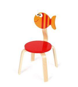 Scratch - fish maurice - Kinderstuhl