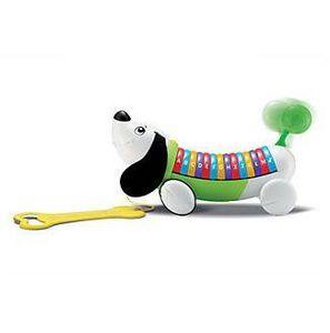 LEAPFROG France - mon chien abc vert - Nachziehspielzeug