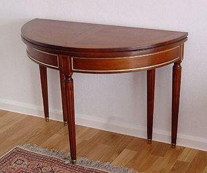 Halbmond-Tisch