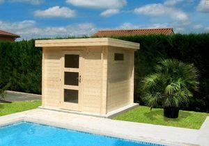 DIRECT ABRIS - skydd - Holz Gartenhaus