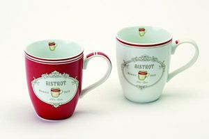 JD DIFFUSION - tasse à thé 1232701 - Mug