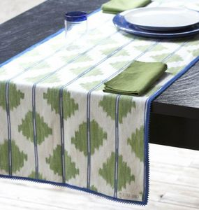 A CASA BIANCA - bassano green table - Tischläufer